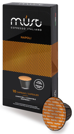 Daily Blend Sublime coffee capsules for Nespresso