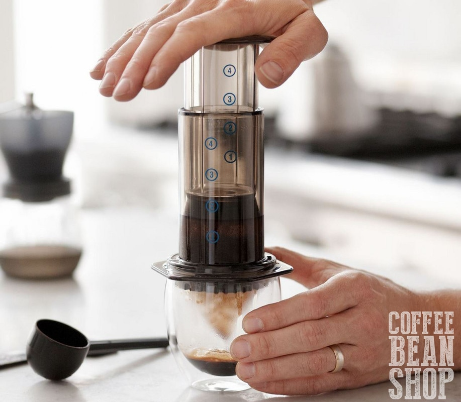 What coffee beans are best for Aeropress?